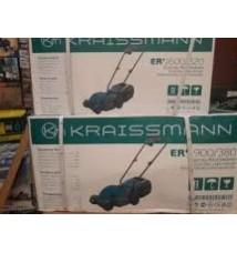 Газонокосилка электрическая KRAISSMANN ER-1600/320