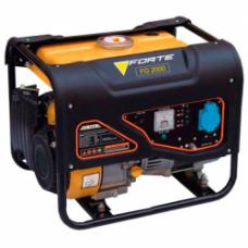 Бензиновый генератор FORTE FG-2000