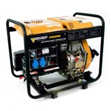 Бензиновый генератор FORTE FG-8000E