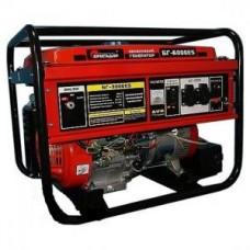 Бензиновый генераторБригадирБГ-5000E